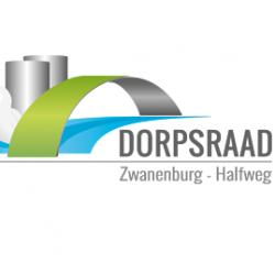 Dorpsraad Zwanenburg-Halfweg logo DenMa